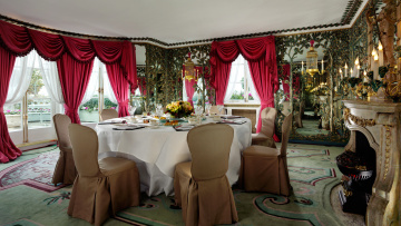 Картинка интерьер столовая дом вилла комната дизайн