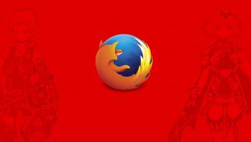 Картинка компьютеры mozilla+firefox фон логотип