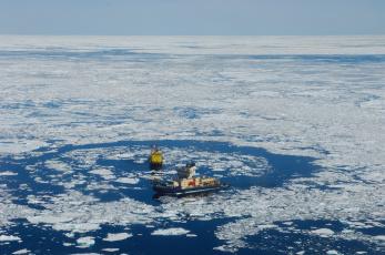 Картинка корабли ледоколы лед