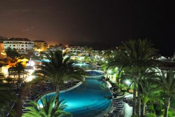 Картинка tenerife испания интерьер бассейны открытые площадки курорт здания басейны