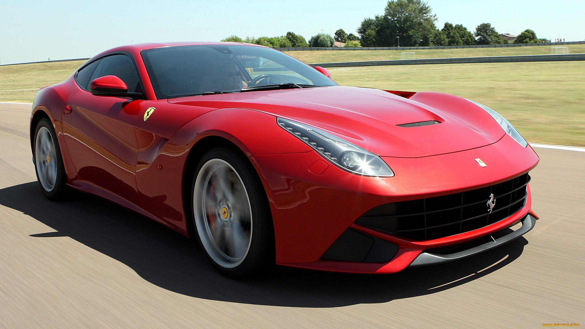 Ferrari F12 Berlinetta спорткар  № 553461 загрузить