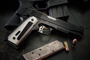 Картинка оружие пистолеты baer custom пистолет 1911