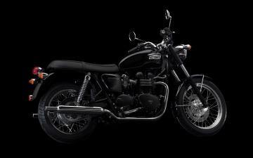 обоя мотоциклы, triumph, мотоцикл, фон