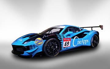 обоя zen low,  oneapps naza aylezo,  ferrari 488 challenge 2018, автомобили, ferrari, феррари, 488, challenge, oneapps, naza, aylezo, 4k, спорткар, zen, low, racing, driver, 2018, cars