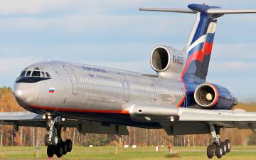 Картинка авиация пассажирские самолёты тушка