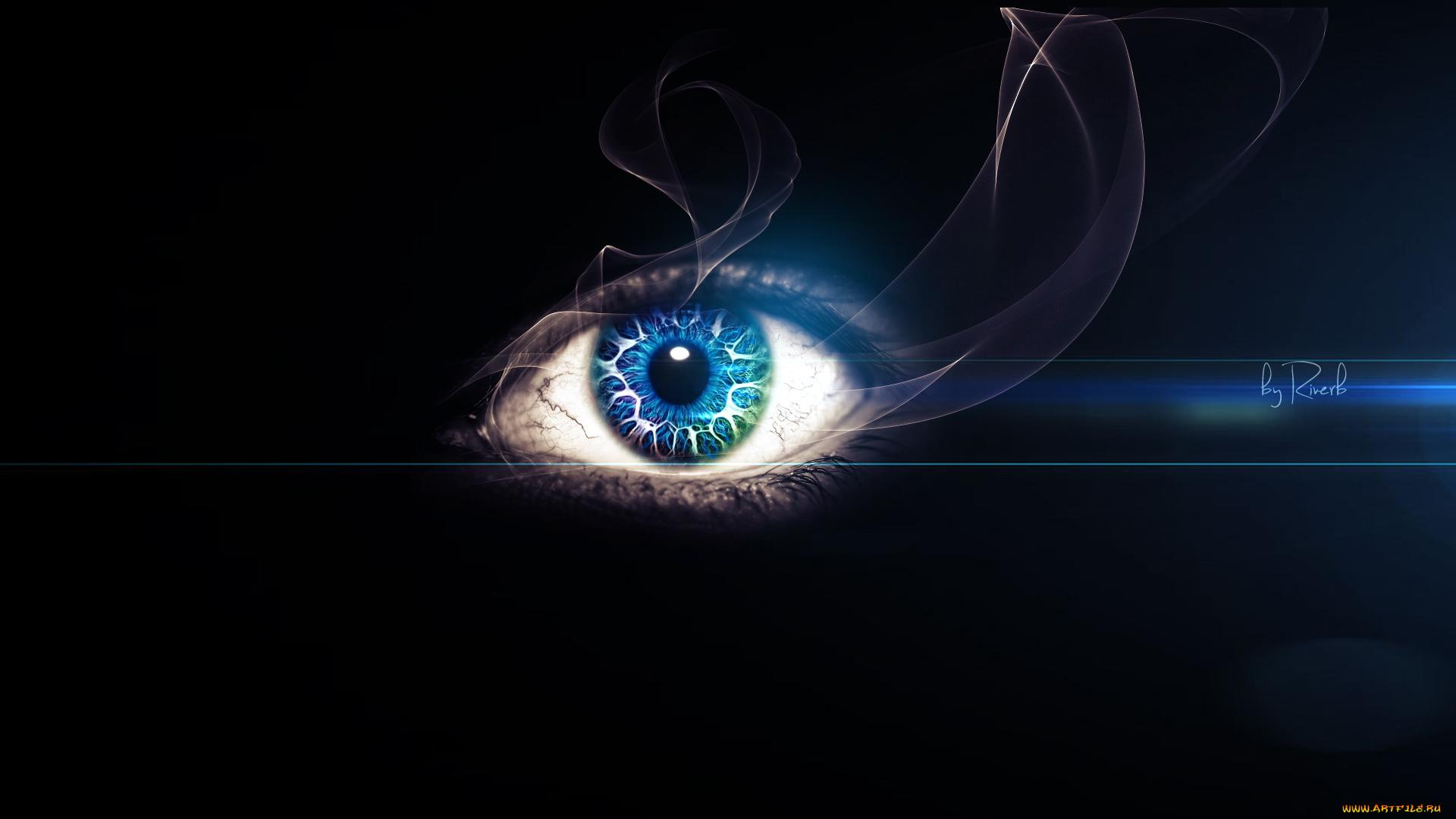 глаз картинки на экран телефона старшим научным