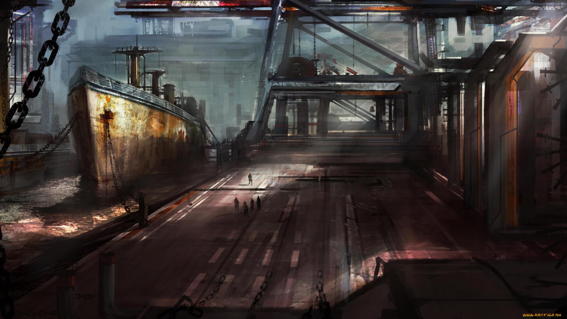 Старым 2016, картинки портов фэнтези