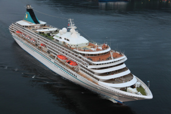 Картинка artania корабли лайнеры круизный лайнер
