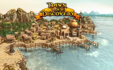Картинка anno 1404 dawn of discovery видео игры