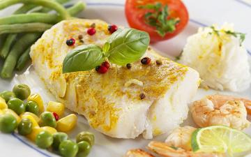 Картинка еда рыба +морепродукты +суши +роллы кукуруза горох fish shrimp помидор специи рис креветки