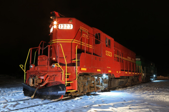 Картинка техника локомотивы рельсы локомотив