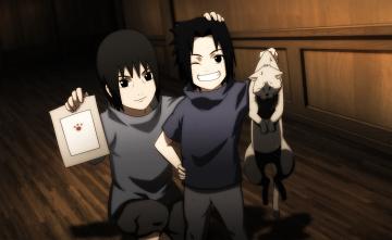 Картинка аниме naruto персонажи