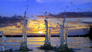 Картинка природа вода