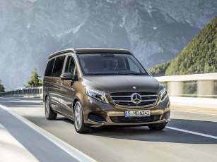 Картинка автомобили mercedes-benz 220 polo marco activity cdi 2014г