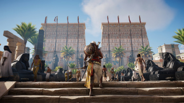 Картинка видео+игры assassin`s+creed +origins assassin's creed origins шутер action