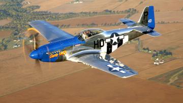 Картинка 51 авиация лёгкие одномоторные самолёты истребитель 2-я мировая ввс сша
