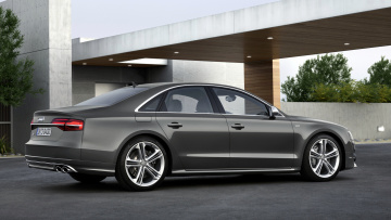 Картинка audi a8 автомобили германия легковые ag концерн volkswagen group