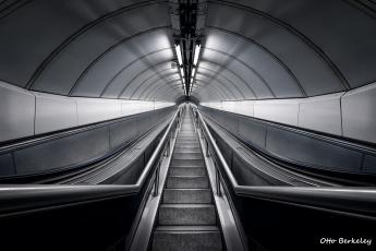 обоя интерьер, холлы,  лестницы,  корридоры, эскалатор
