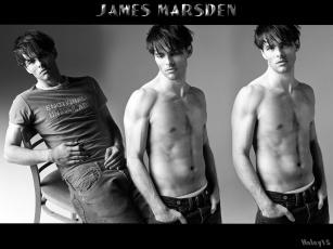 обоя мужчины, james, marsden