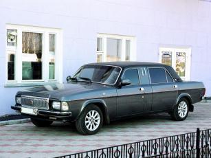 Картинка 3102 limousin автомобили газ