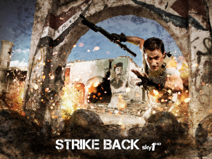 обоя strike, back, кино, фильмы