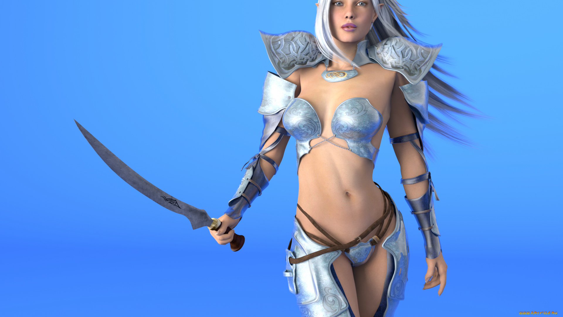 3d animated elf porn pic