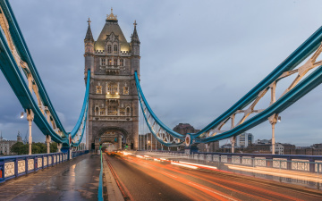 обоя города, лондон , великобритания, tower, bridge, london, england