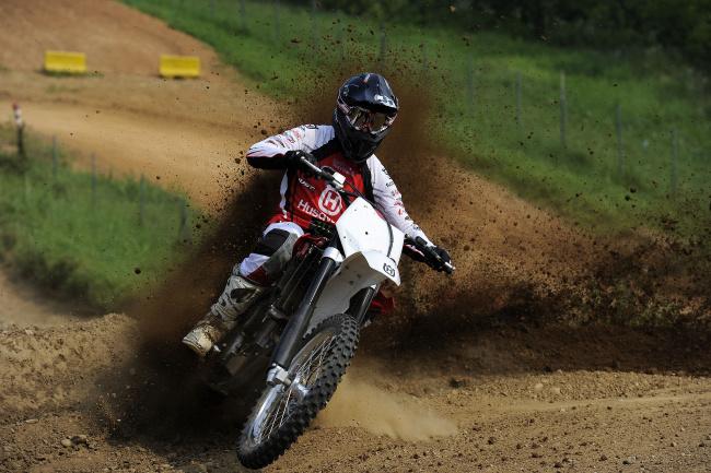 Обои картинки фото спорт, мотокросс, гонки, скорость