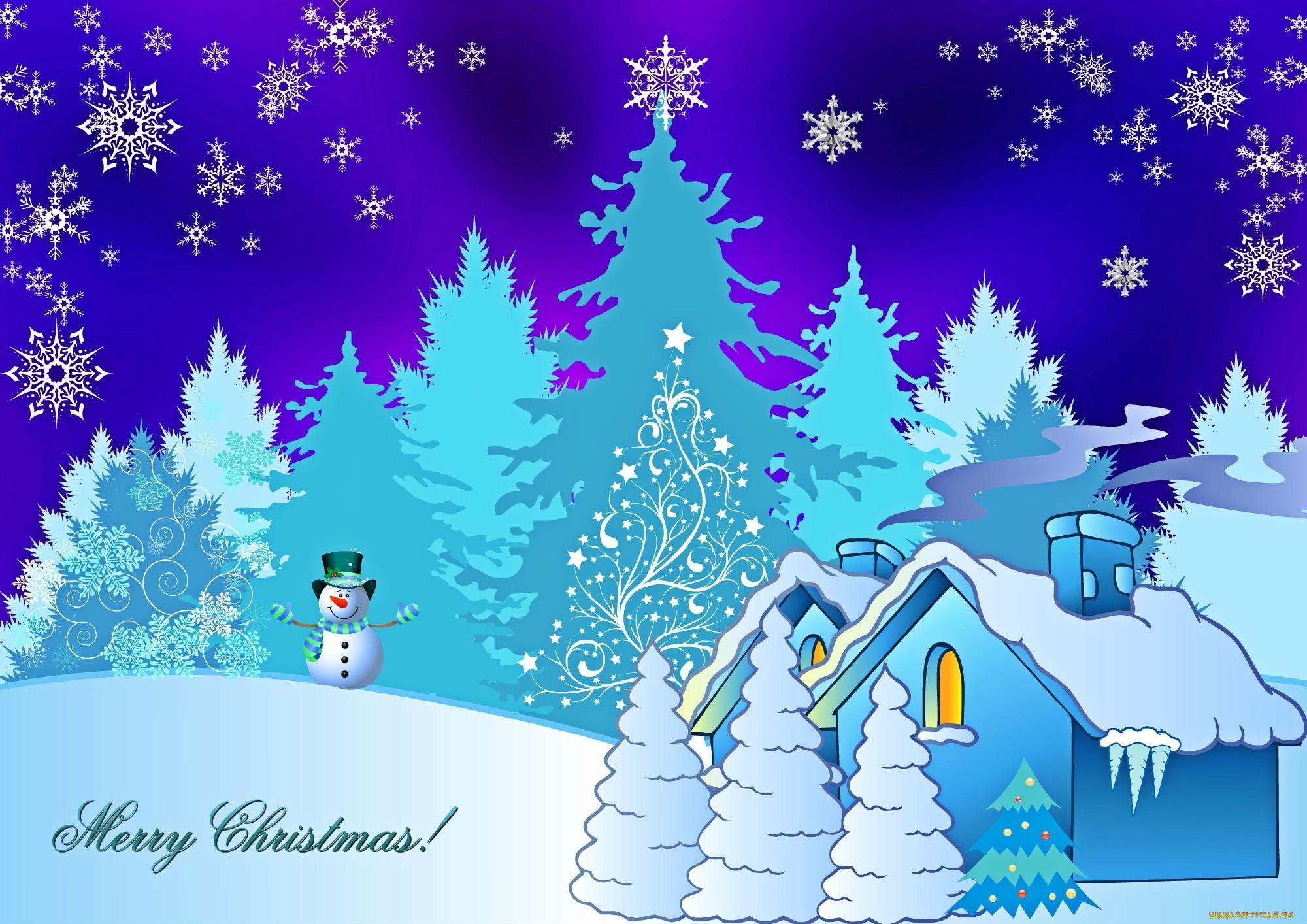 Свадьбой подписанные, новогодние картинки с домиком и снеговиком