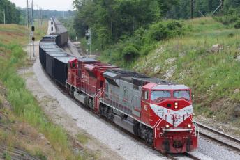 Картинка техника поезда дорога железная локомотив рельсы