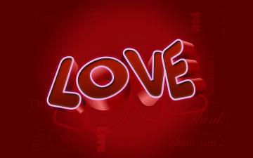 обоя праздничные, день святого валентина,  сердечки,  любовь, фон, надпись