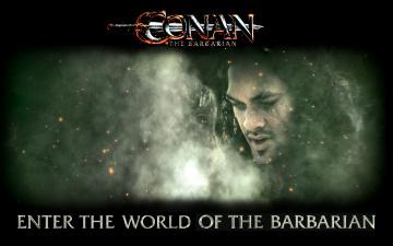 Картинка conan the barbarian 3d кино фильмы 2011