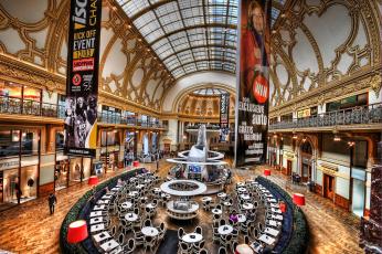 обоя антверпен, бельгия, интерьер, казино, торгово, развлекательные, центры, торговый, центр, кафе, бутики