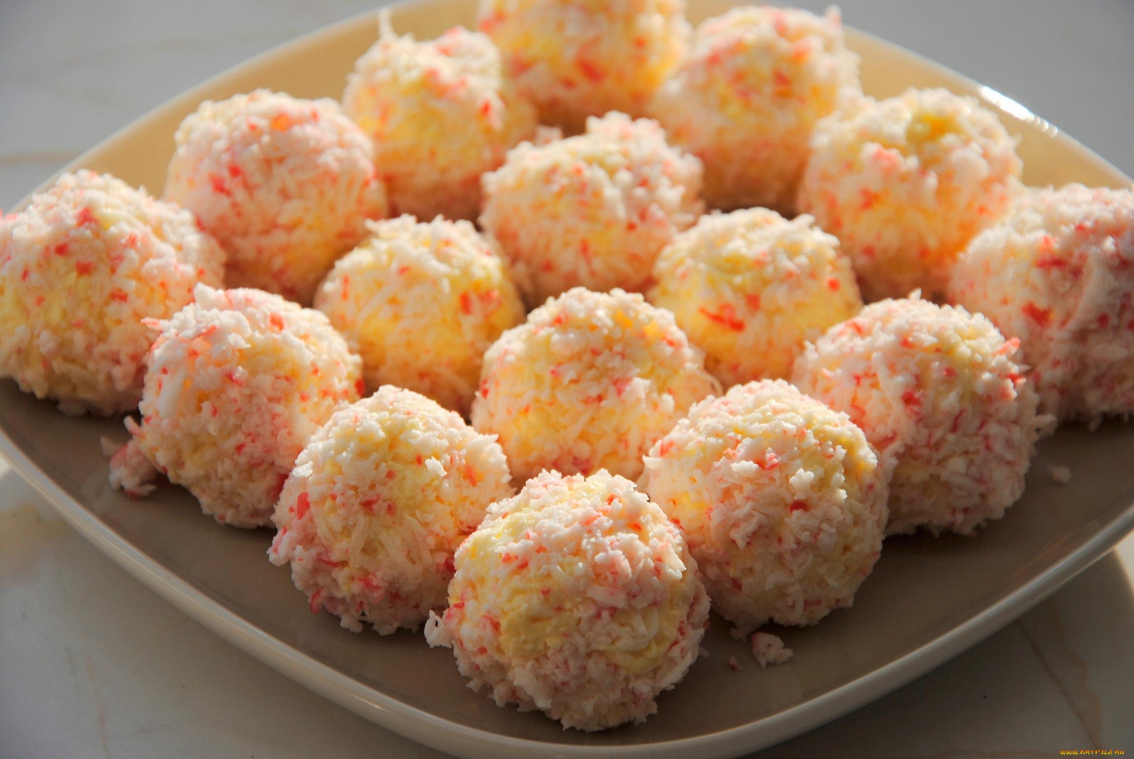 салаты шарики рецепты с фото решение