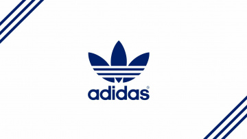 Картинка бренды adidas фон логотип