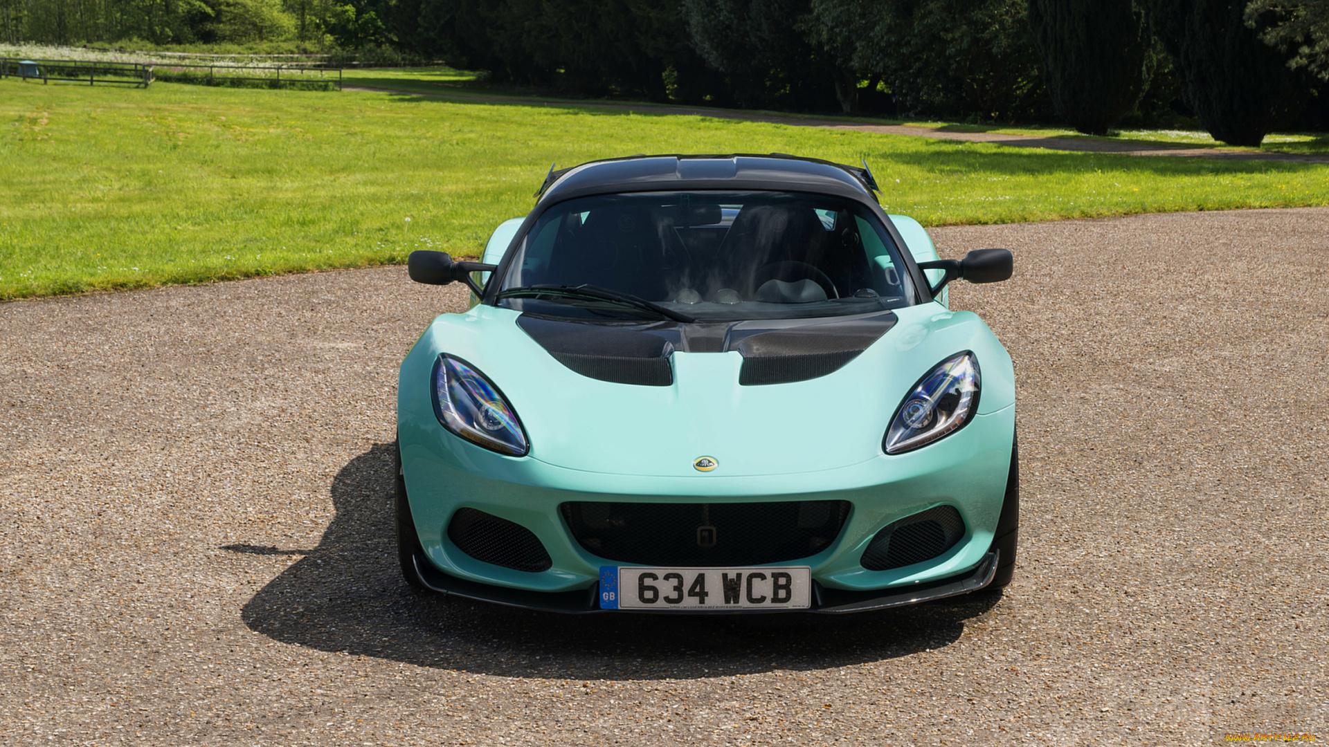 спортивный автомобиль красный lotus elise cup 250 без смс