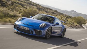 обоя porsche 911 gt3 2018, автомобили, porsche, 911, gt3, 2018