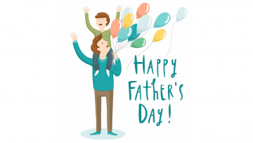 обоя праздничные, день отца, фон, надпись, цвета, узор