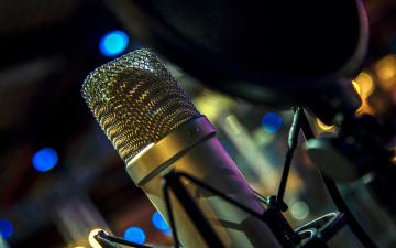 обоя музыка, -музыкальные инструменты, микрофон