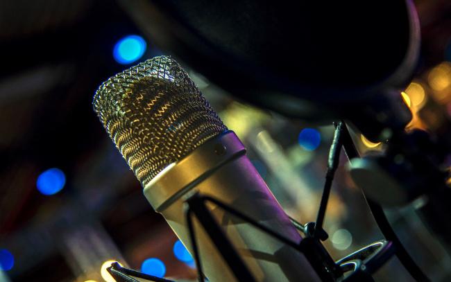 Обои картинки фото музыка, -музыкальные инструменты, микрофон
