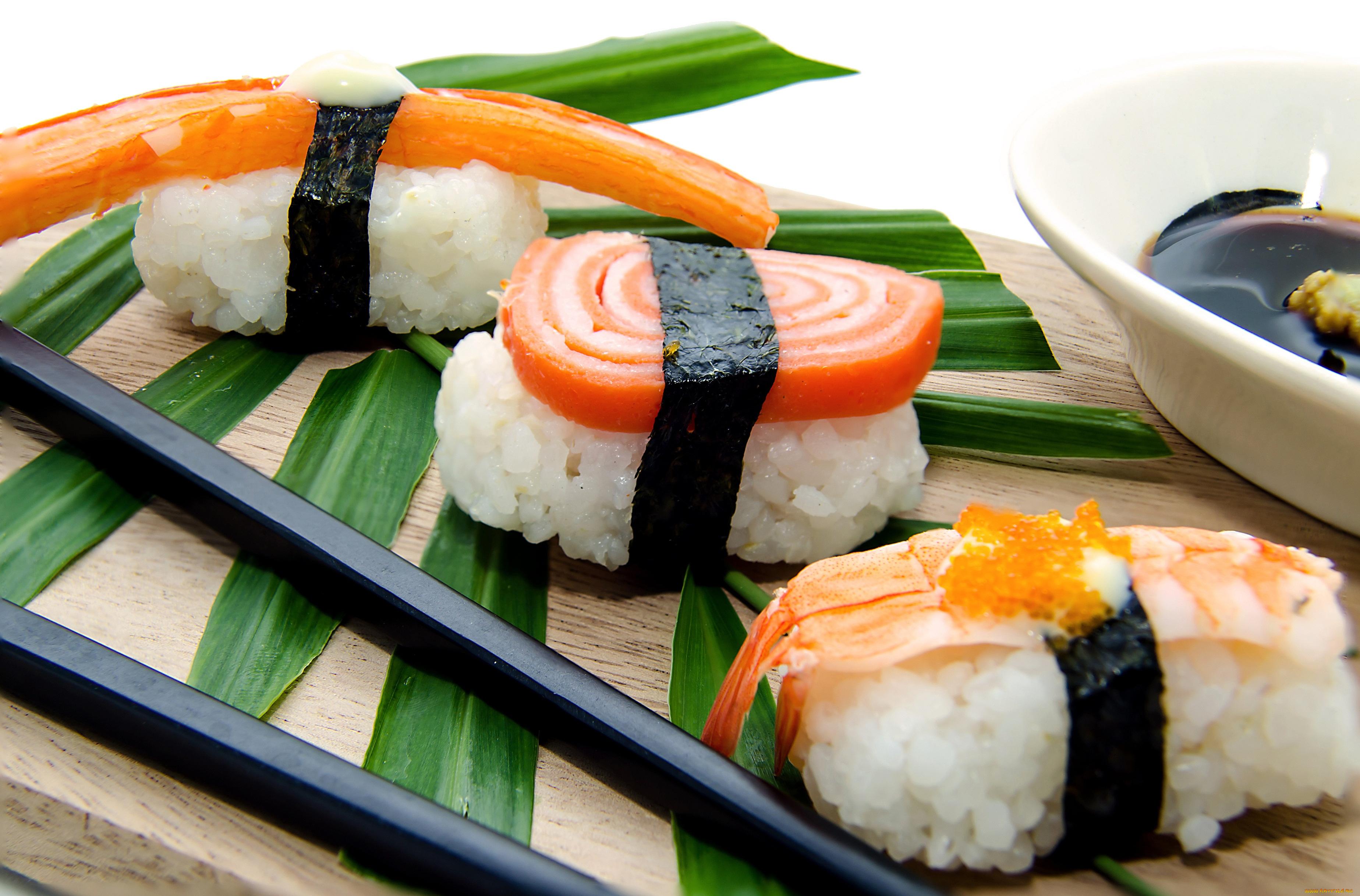 Открытка, суши картинки