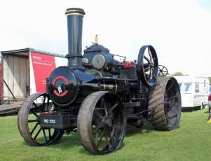 Картинка техника тракторы паровой трактор