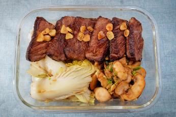 Картинка еда мясные+блюда мясо гарнир