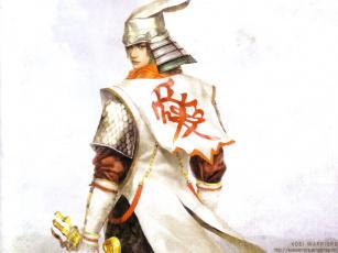 Картинка samurai warriors видео игры
