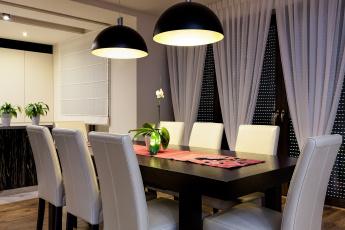 Картинка интерьер столовая дизайн стиль мебель