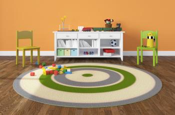 обоя интерьер, мебель, стиль, игрушки, детская