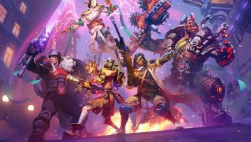 обоя видео игры, heroes of the storm, ролевая, heroes, of, the, storm, action, онлайн