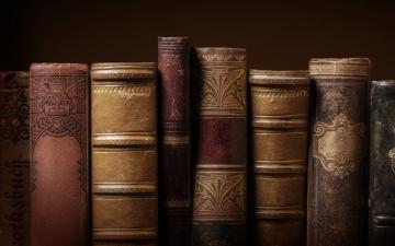 обоя разное, канцелярия,  книги, фолианты