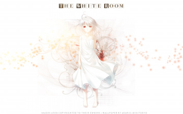 Картинка аниме white clarity