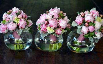 обоя цветы, букеты,  композиции, бутоны
